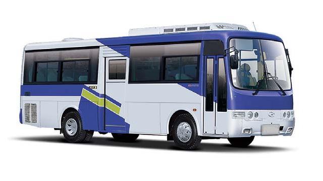 Xe Hyundai Universe Aero Town 35 cho
