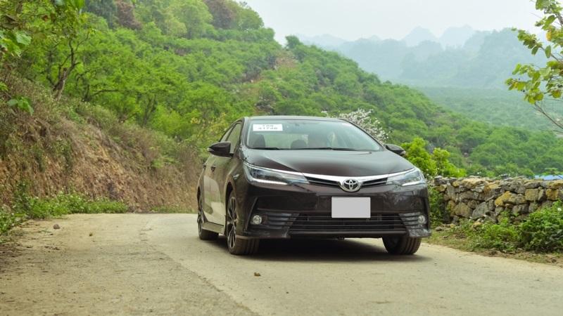 XE Toyota corolla Altis